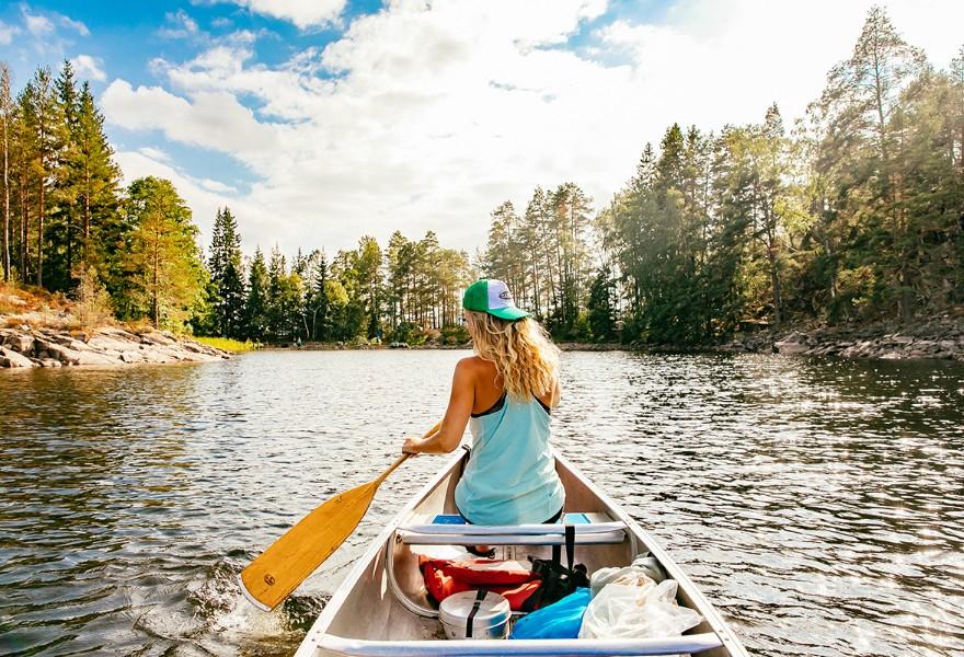 Canoe<br> Trip<br> Ranger.