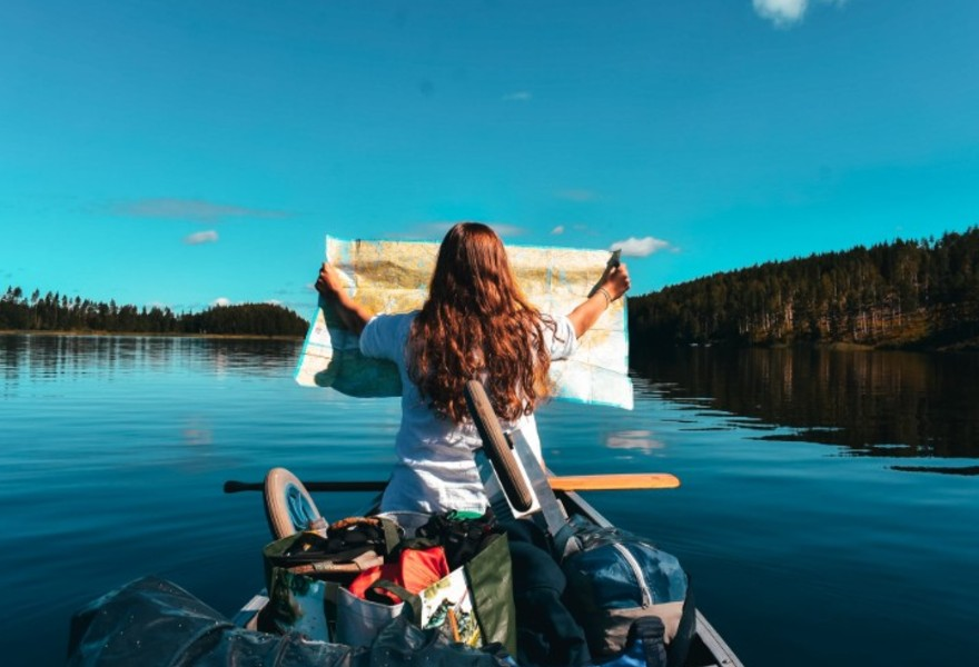 Canoe Trip Project Manager