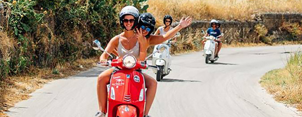 The Vespa Trippers